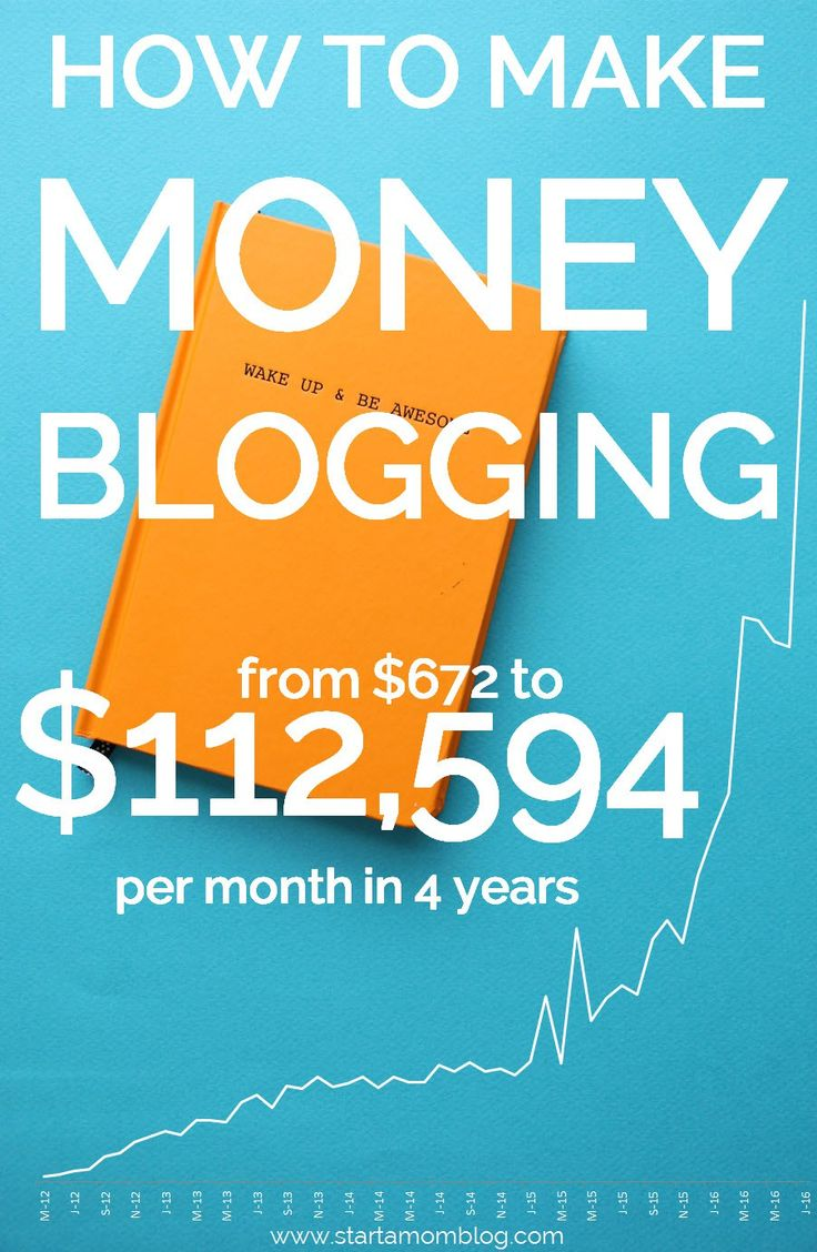 how to make money blogging start a mom blog