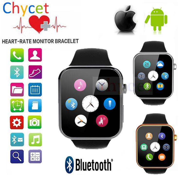 Bluetooth Smart Watch A9 Smartwatch Fur Apple Iphone Samsung Android Handys Relogio Inteligente Reloj Smartphone Uhr