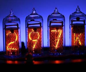 Overcome your inner engineer or science geek with joy as you build yourself a one of a kind nixie tube thermometer. The thermometer features awesome nixie tube...