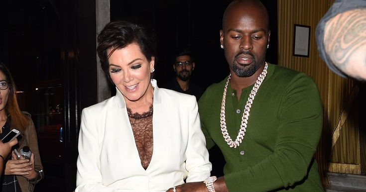 Kris Jenner and toyboy lover Corey Gamble have NOT split: 'All the Kardashians love and respect him' - Mirror Online