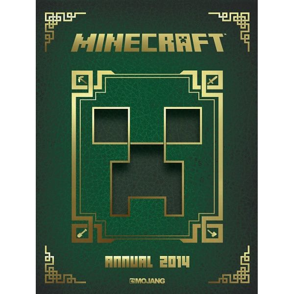 Official Minecraft Handbook & Annual 2014 for Beginners!