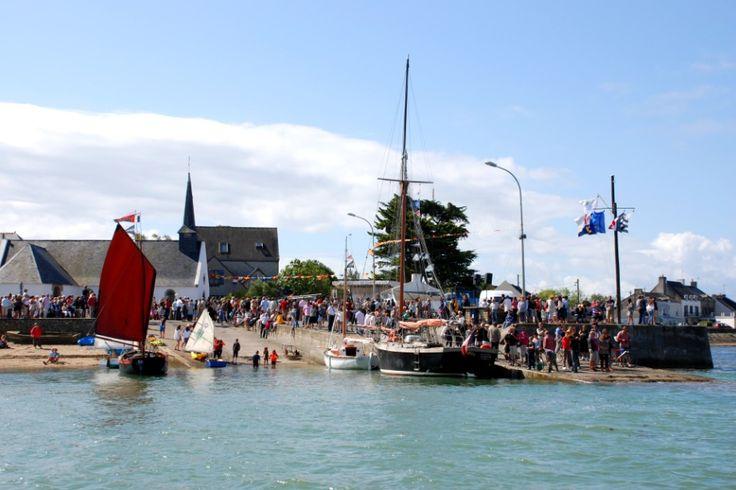 Fête de la Mer à Damgan dans le Morbihan (Bretagne)