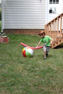 """Cloth Diaper Addiction: The """"i-needa-name"""" Fun Outdoor Game!"""