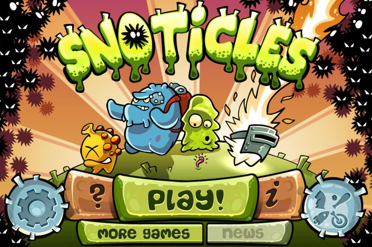 snoticles
