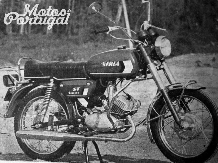 Sirla ST50 - Made in Portugal 1970s