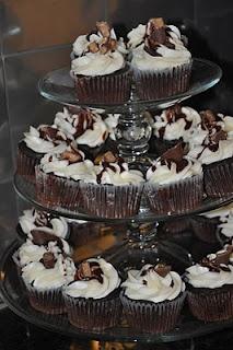 Heath Bar Cupcakes | Cakes & Cupcakes | Pinterest