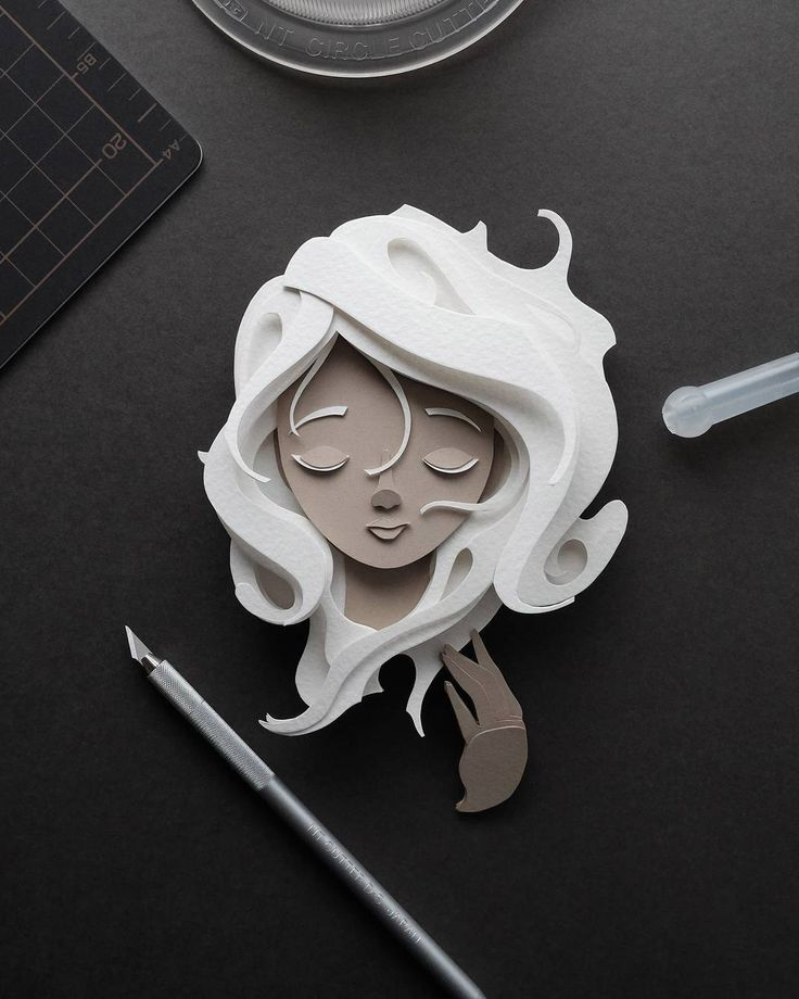 Fantastic Paper Artworks by John Ed De Vera | Inspiration Grid | Design Inspiration