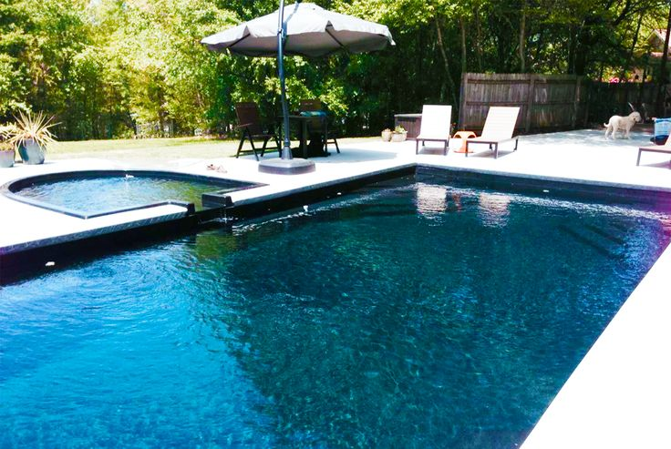 40 best la vista by riviera images on pinterest bench - Riviera fiberglass pools ...