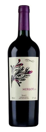 Launched at ExpoVinis 2012, new Dunamis Merlot Wine by Dunamis Vinhos in Brazil