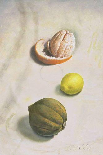 Cumberland Gallery Jim Phalen Peeled Orange