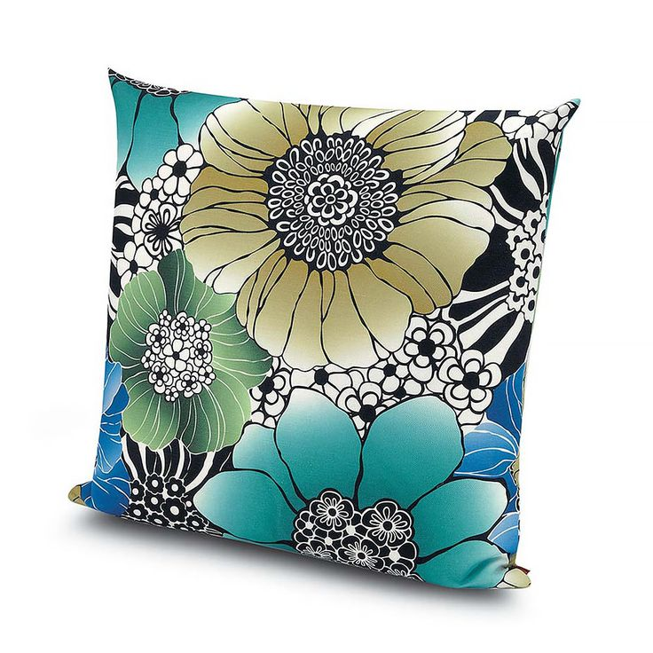 top3 by design - Missoni Home - sorrento cushion 60x60 170