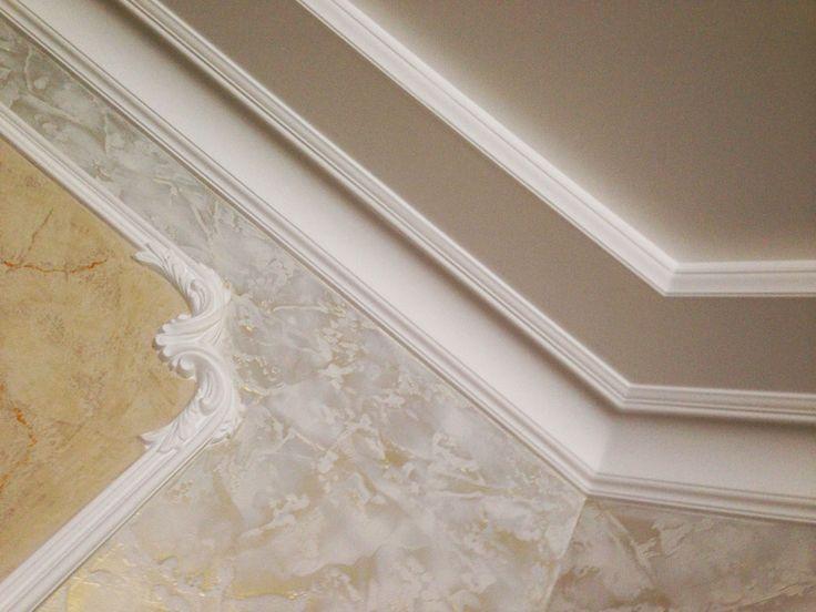 M s de 25 ideas fant sticas sobre molduras de techo en - Molduras techo poliuretano ...