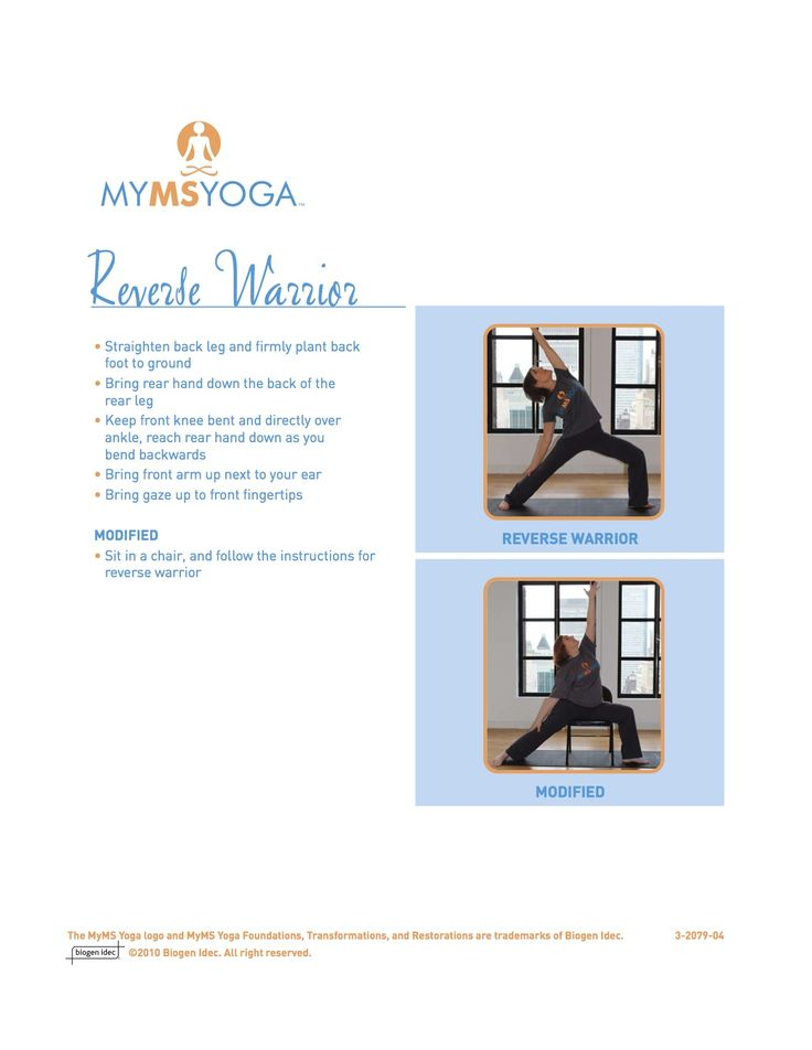 yoga and multiple sclerosis pdf