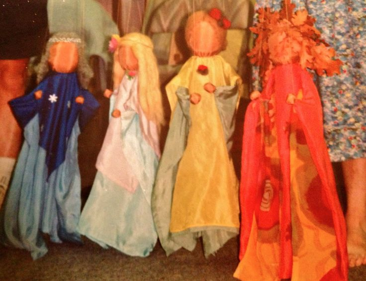 Fairy Dust Teaching Kindergarten Blog: Waldorf: Marionettes