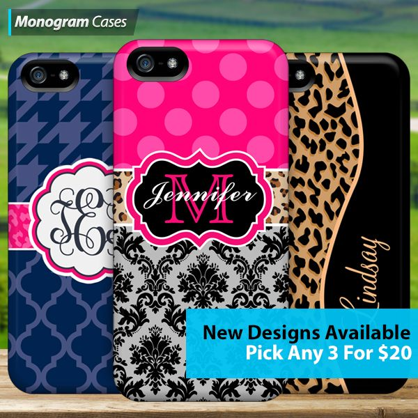 24 best images about new monogram case designs on for New check designs