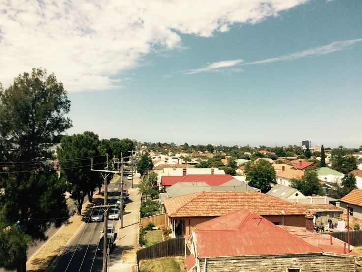 Nice outlook of Brunswick - taken on site at The Gatehouse!
