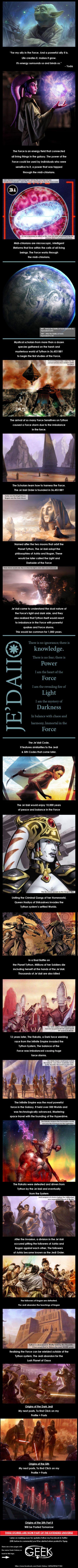 Origins of the Jedi