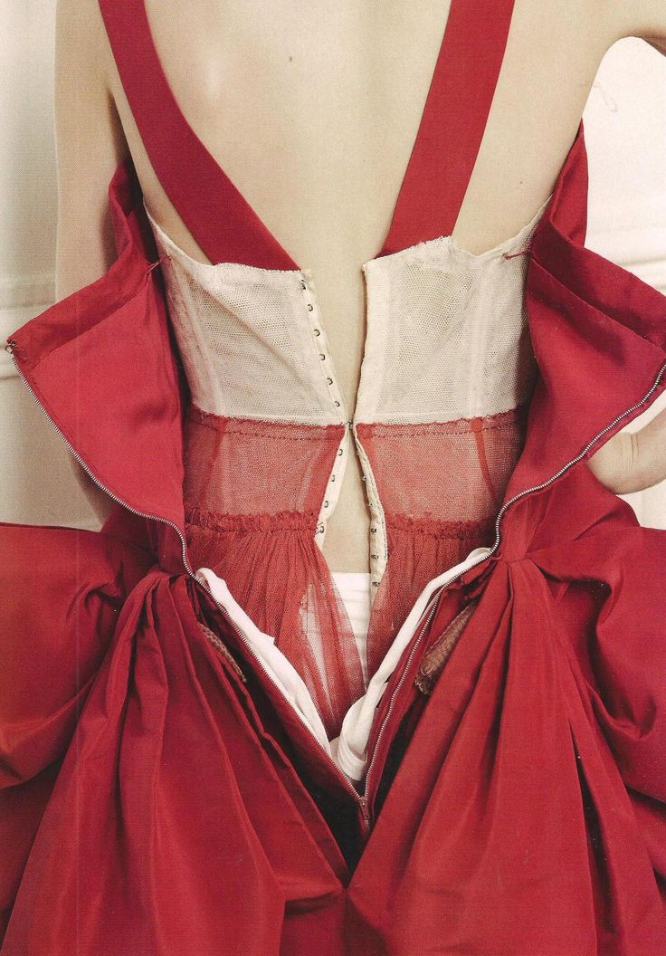 "What's Inside a Dior Dress ""Dior Congratulates Vogue 120"" by Patrick…"
