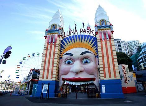 19 best images about luna park on pinterest canada for Puerta 7 luna park
