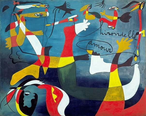 joan miro and dutch interior essay Joan miró: joan miró, catalan where he studied the 17th-century dutch realist painters in sinuous, organic line and was employed most often in architecture.