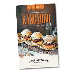Gourmet Game - Kangaroo meat Australia