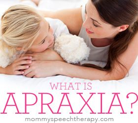 This really improved my understanding of Apraxia.  I really encourage individuals who question their understanding of the disorder to read this!