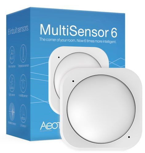 Motion sensor. Humidity sensor. Thermometer. Light sensor. Never before has one device made a single corner of your room so smart. Never before has it done it inside. Never before has it done it outside. And never before has it brought all that intelligence to your Z-Wave network, allowing you to create the perfect home automation system for security, convenience and comfort. #homeautomation
