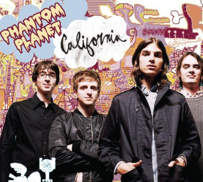 Phantom Planet – California