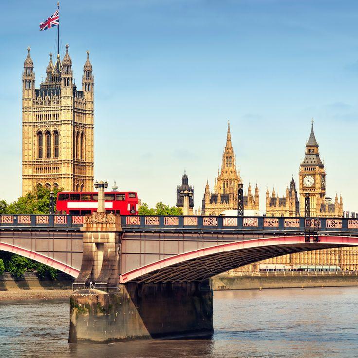 Houses of Parlament i London. Kæs mere om London her: http://www.apollorejser.dk/rejser/europa/billige-rejser-til-london Find storbyferie her: http://www.apollorejser.dk/rejser/storbyferie