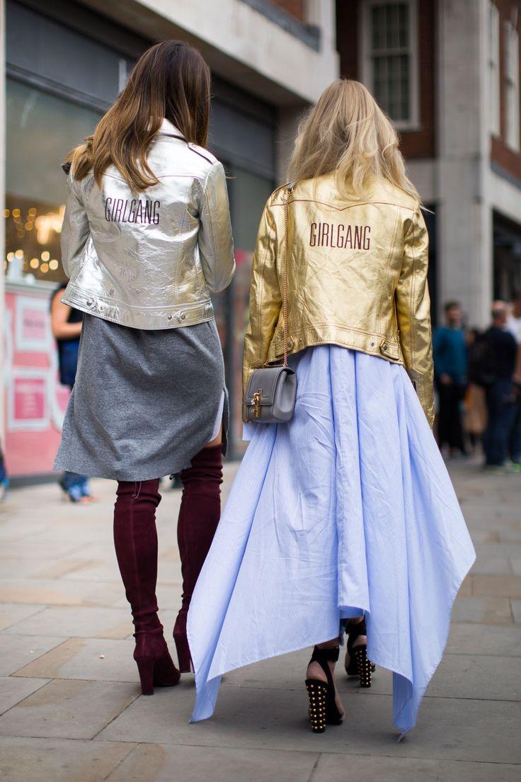OMG ! vous savez quoi porter maintenant vous et votre copine !  #muemagazine #muemode #muemagazinemode #muetendances