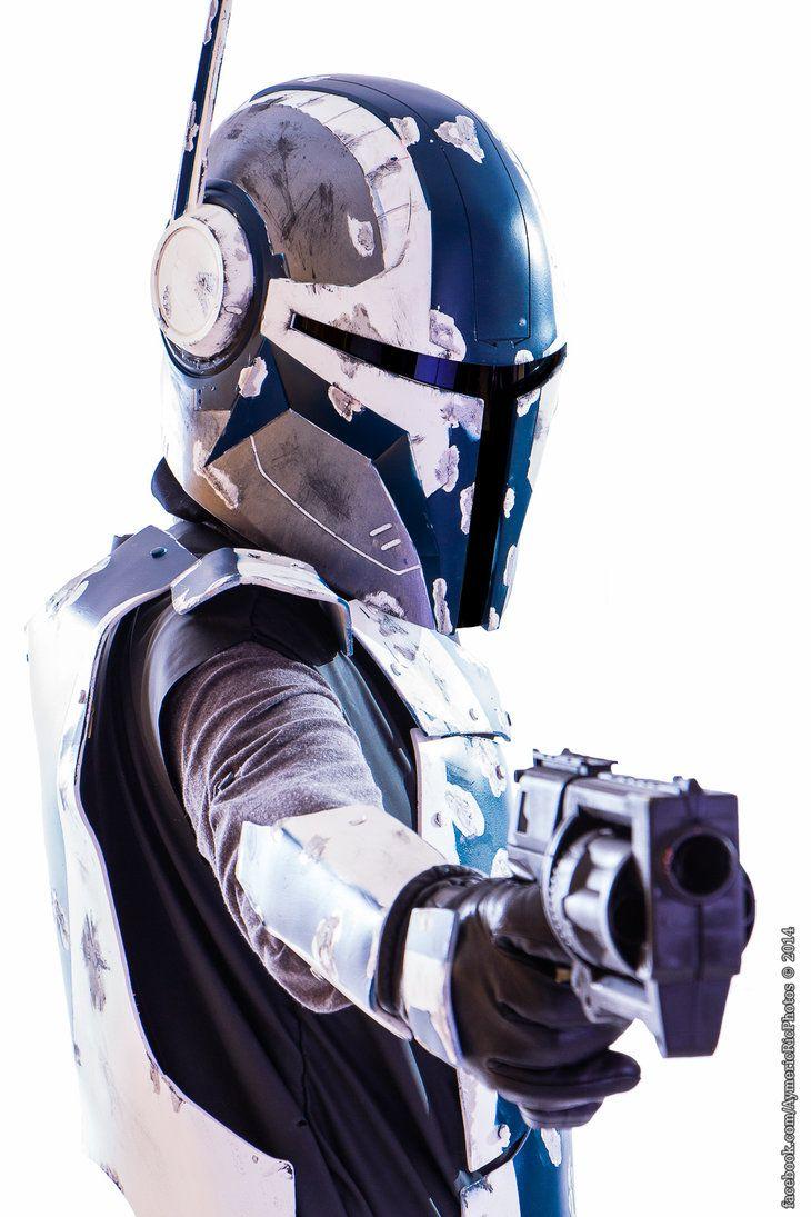Imperial Mandalorian Enforcer