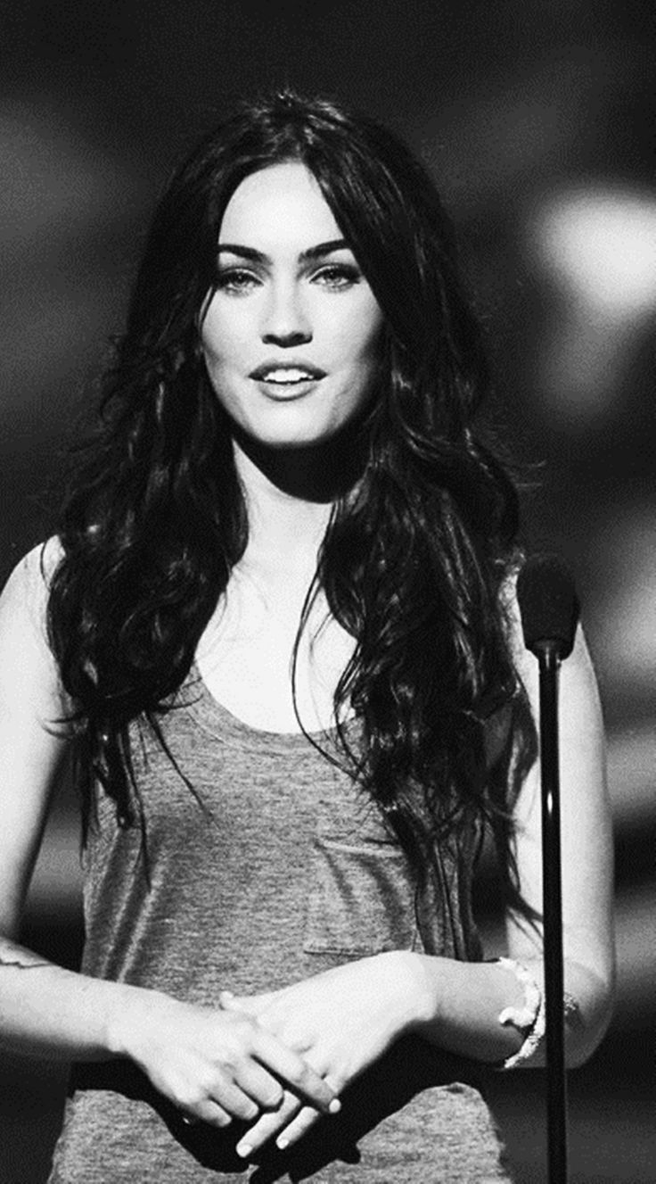 Why is Megan fox so perfect