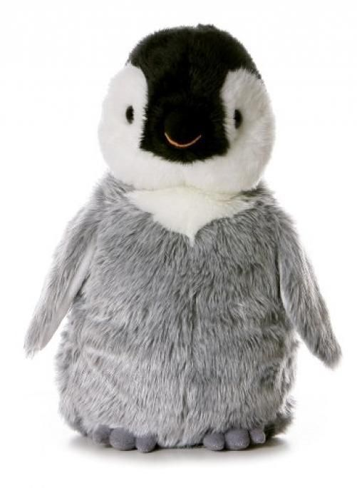 "Penny Penguin Flopsie 12"" Plush Fabric Realistic Stuffed Animal Aurora World  #AuroraWorld"