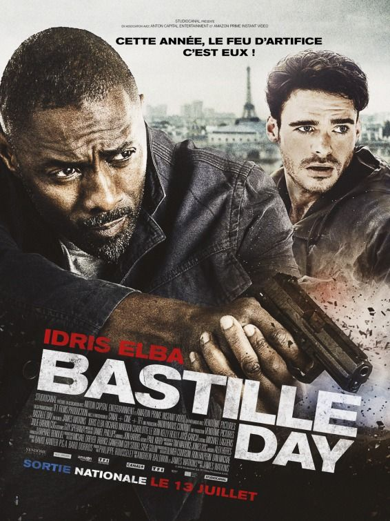 bastille day film director
