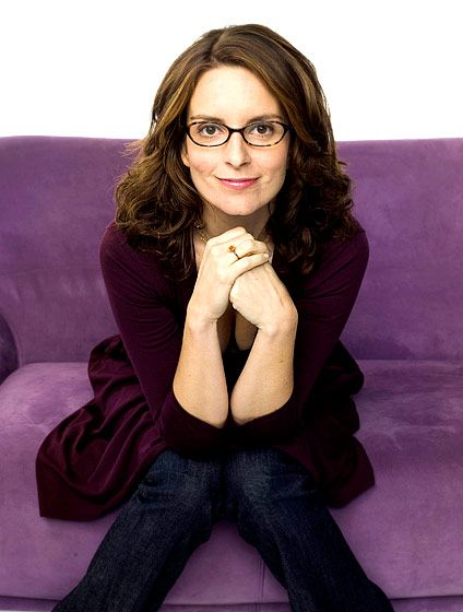 Funniest Female Stars in Hollywood: Tina Fey
