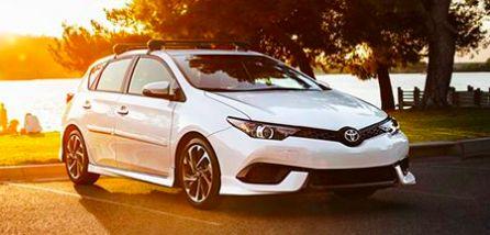 Same bold look and performance but with more cargo space – we give you the new Toyota Corolla iM. Ohh yeahh! Going to the beach with your friends has never been easier, just throw everything in the trunk and you're off. Gotta love the extra space. #ToyotaFWB #CorollaiM #ToyotaCorollaiM #CorollaHatchback #ZTMotors #DrivenByService #Hatchback #SportyCar #WeLoveCars #TravelTuesday #TuesdayTreat
