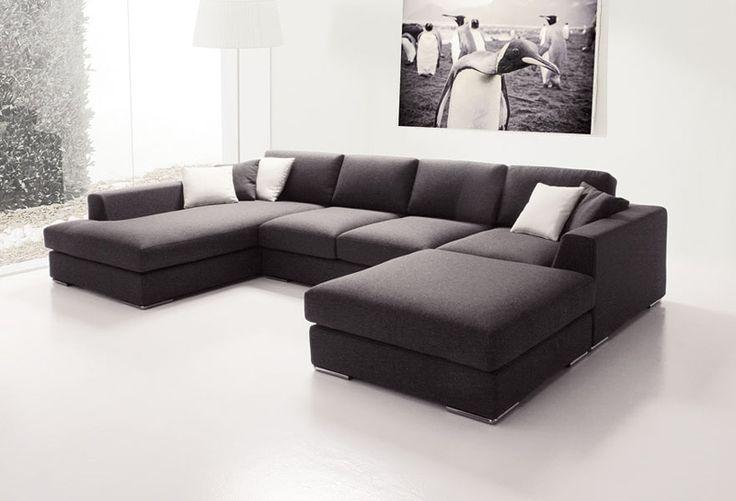 sofa with chaise lounge, modular sofas, elegant sofa Sitting rooms Titanic