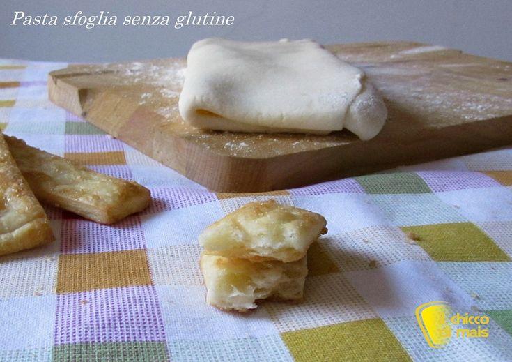 Pasta sfoglia senza glutine (ricetta semplificata)