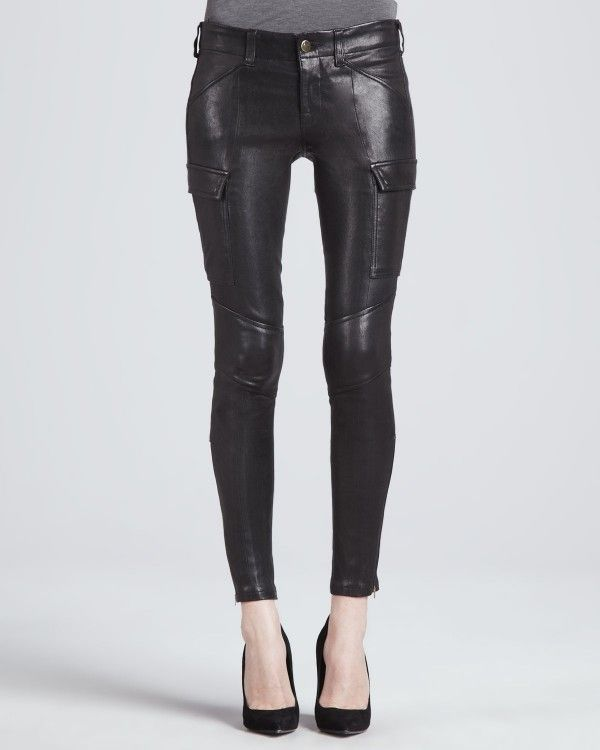 J BRAND Leather Houlihan in Noir available at #NeimanMarcus. I.Heart.These.