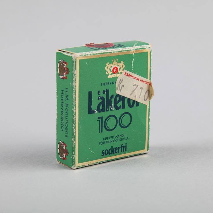 Läkerol | BOX BOX BOX
