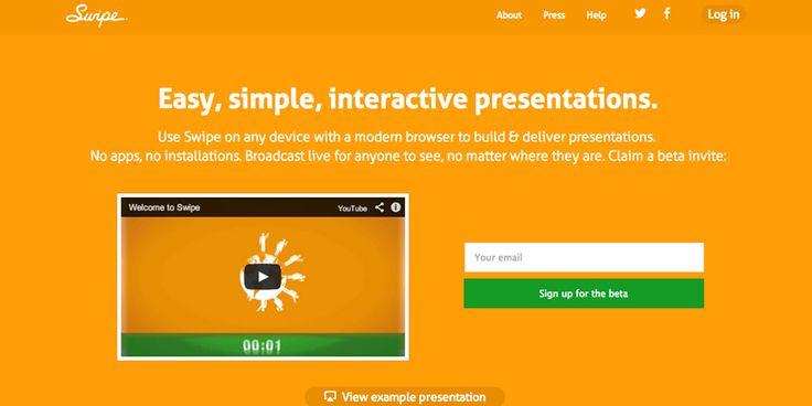 Grande raccolta di applicazioni per creare presentazioni in Symbaloo