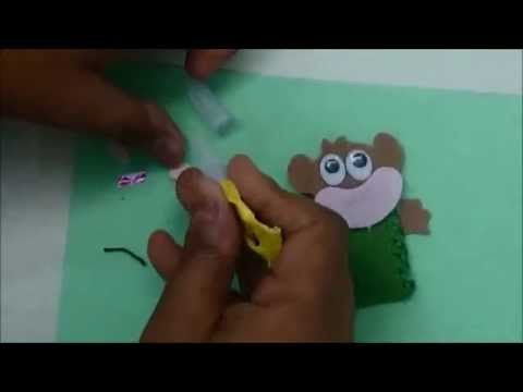 How to make puppets with waste material – A step by step procedure to make a finger puppet from waste material easilty available at home. Kids love to play with …
