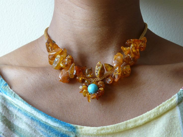 A personal favourite from my Etsy shop https://www.etsy.com/uk/listing/198730796/amber-necklace-gold-plated-necklace