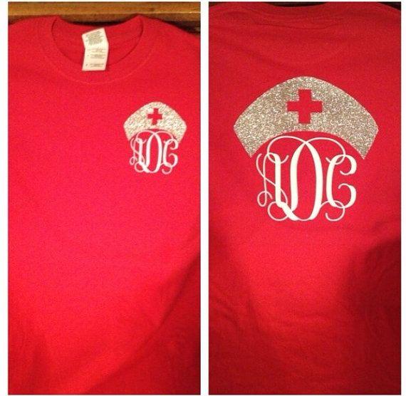 Nurses Know Best TShirt by GlitterDazzleShine on Etsy, $20.00