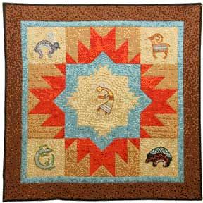 388 best Art quilts 9 images on Pinterest Southwestern quilts, Quilting ideas and Bedspreads