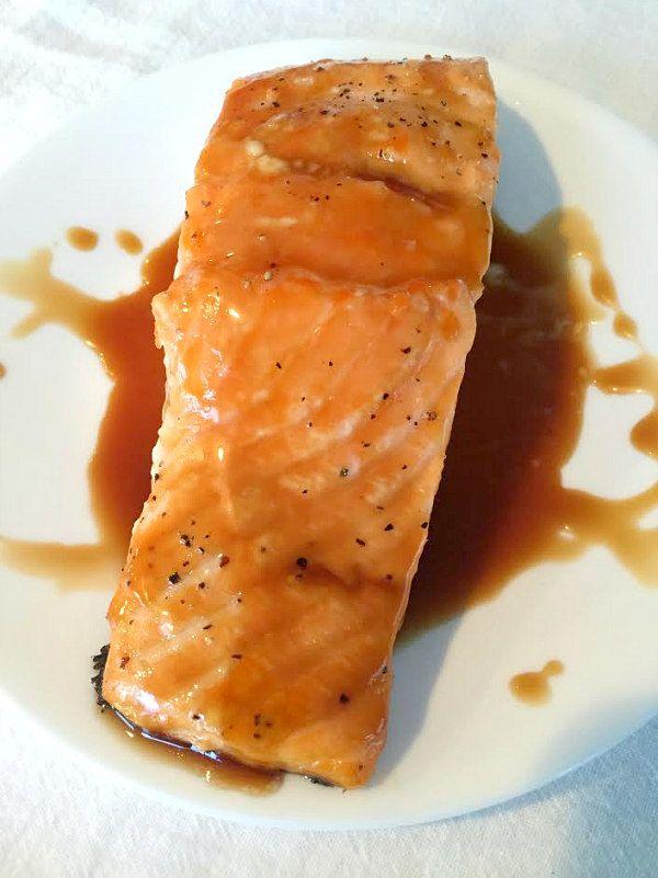 The Best Salmon Marinade Recipe Ever - from RecipeGirl.com