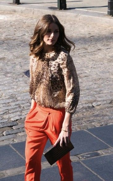 BFF of ten years: Your style is so similar to Olivia Palermo's.   Me: That's the nicest thing you've ever said!!