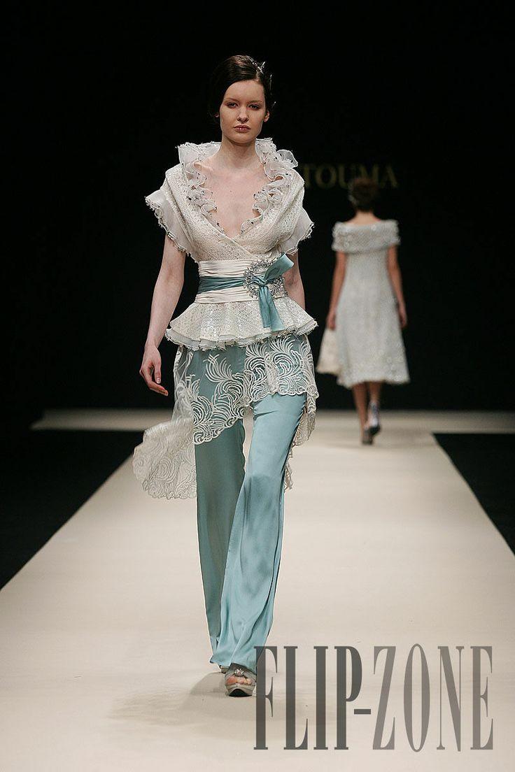 Hanna Touma  F/W 2007-2008  Couture  jaglady