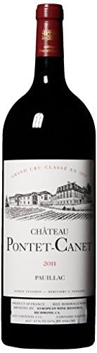 2011 Pontet Canet Pauillac Bordeaux 1.5 L *** Check this awesome product by going to the link at the image.