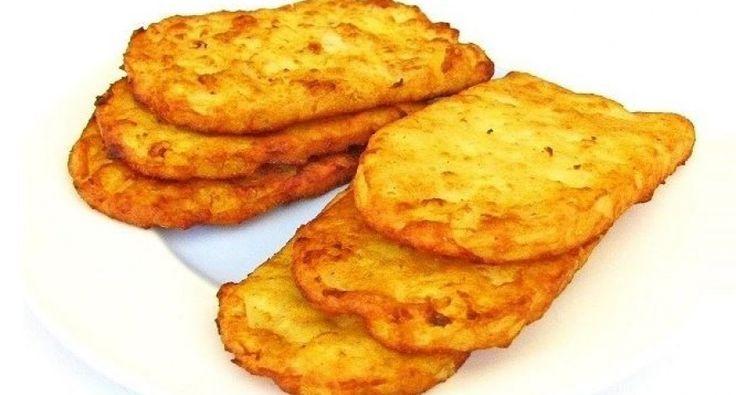 Sajtos-krumplis lapocska recept: Könnyen el lehet készíteni, és nagyon de nagyon…